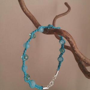 Turkos armband1
